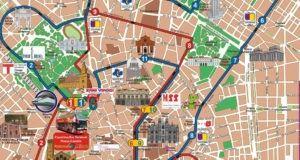 Marshruti po Milanu