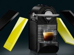 Kofemashina Nespresso Pixie Clips