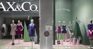 Magaziny v Milane Max and Co