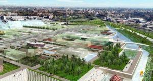 Paviljony Expo Milano 2015