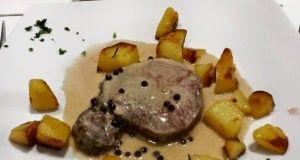 говяжье филе в коньячно-сливочном соусе пошаговый рецепт