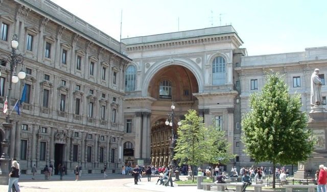Besplatnie muzei v Milane