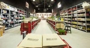 Rinok mercato Metropolitano v Milane