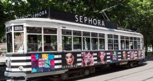 Sephora beautytogo tram