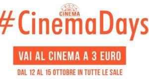 CinemaDays v Milane