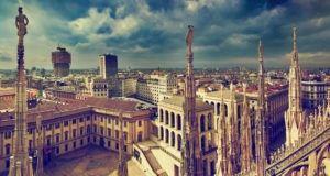 sekretnie mesta Milana