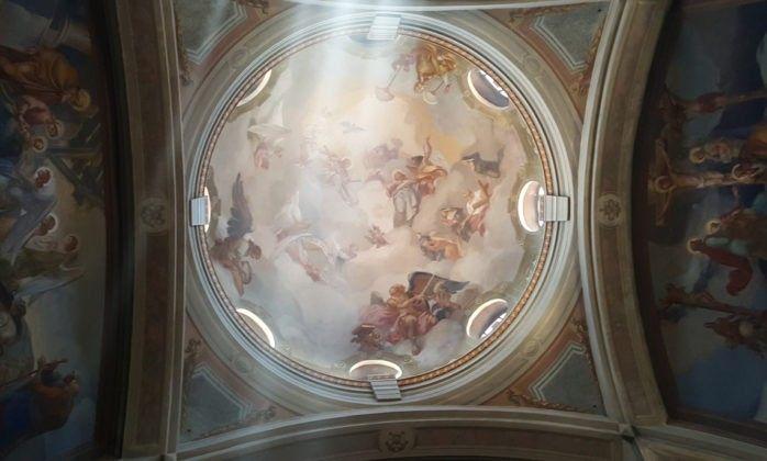 Church in Brunate
