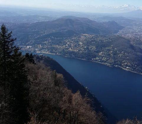Como Lake Brunate