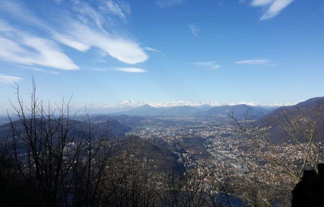 Panorama Brunate