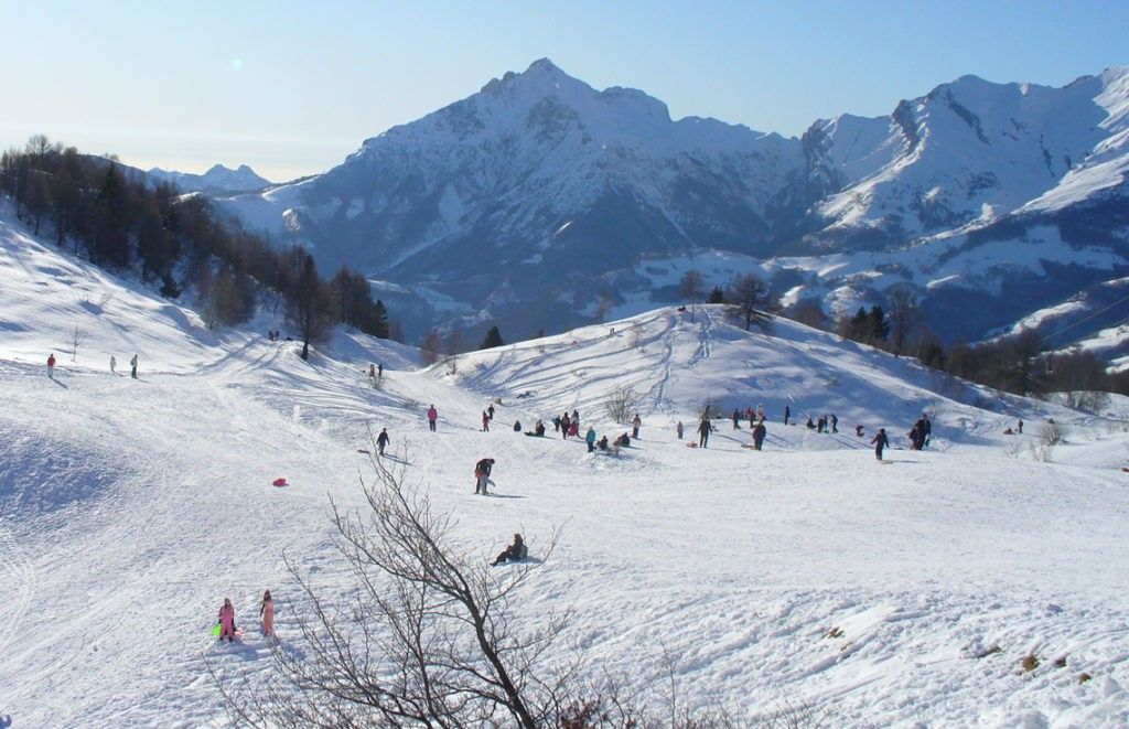 Piani di Bobbio ski