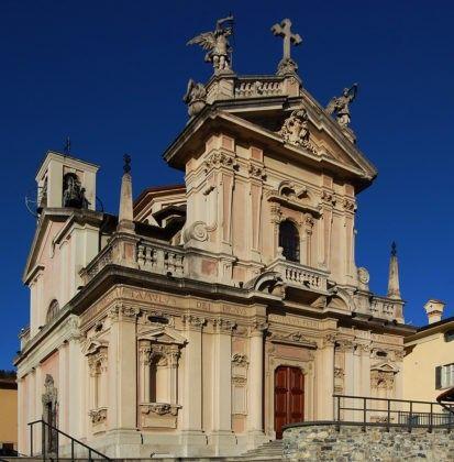Sant'Andrea Church Brunate
