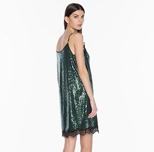 Платье-комбинация TWINSET, 160 евро