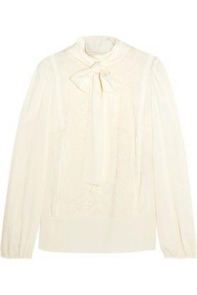 Блузка Dolce&Gabbana, 1450 euro