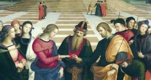Lo Sposalizio della Vergine