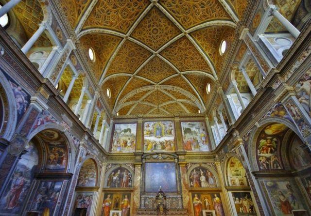 San Maurizio Милан Италия