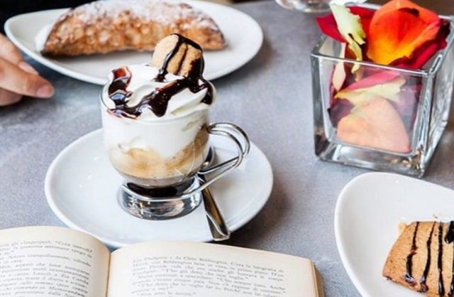 Позавтракать в Милане