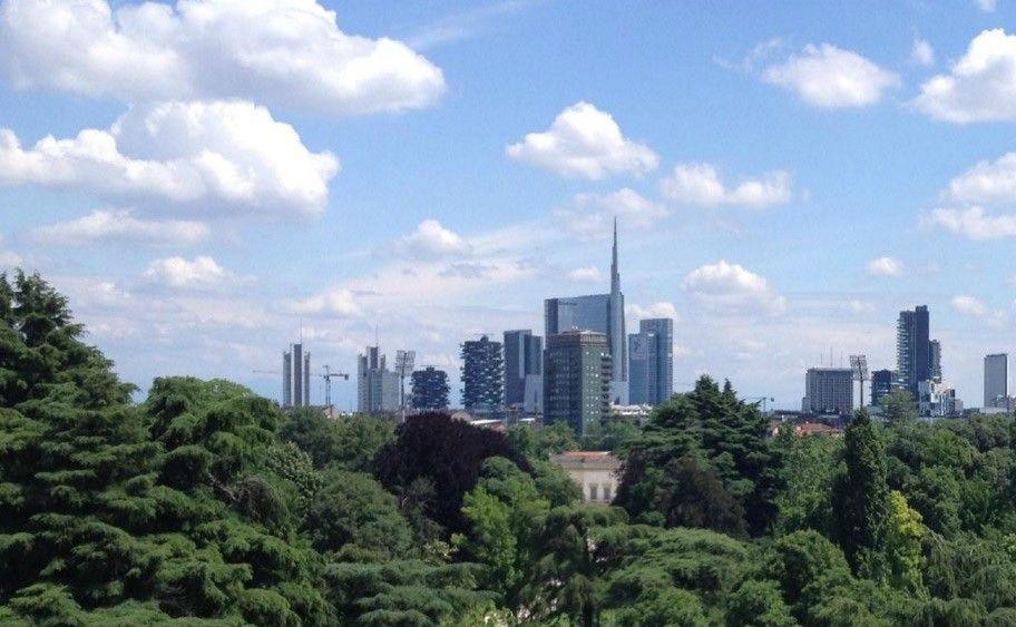 Terrazza Parco Sempione