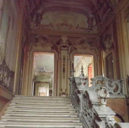 villa Arconati sala