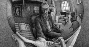 Escher выставка в Милане