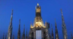Дуомо в Милане кино
