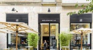 Moleskine Café MIlan