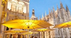 Terrazza Aperol Milan Duomo