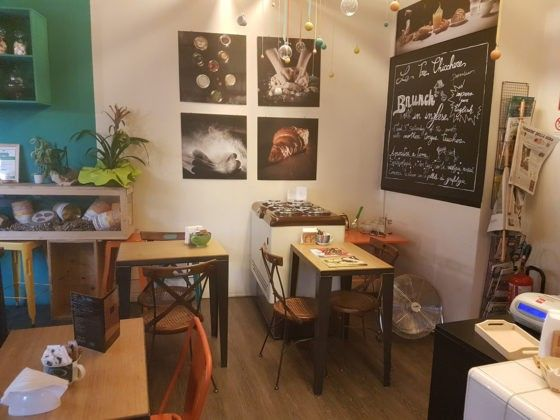 Tre Сicchere завтрак в Милане