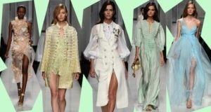 Показ Ermanno Scervino на Неделе Моды
