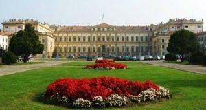 villa reale в Монца