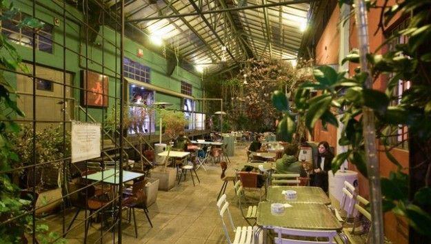 Frida Bar в Милане
