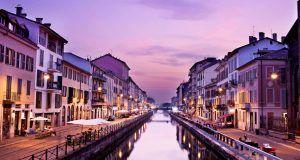 Navigli в Милане
