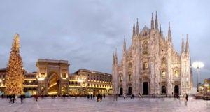Милан Новый Год