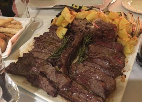 Milan Brera ресторан Nabucco