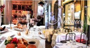 Nabucco Milan Brera restoran