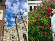 Город Монца в Италии