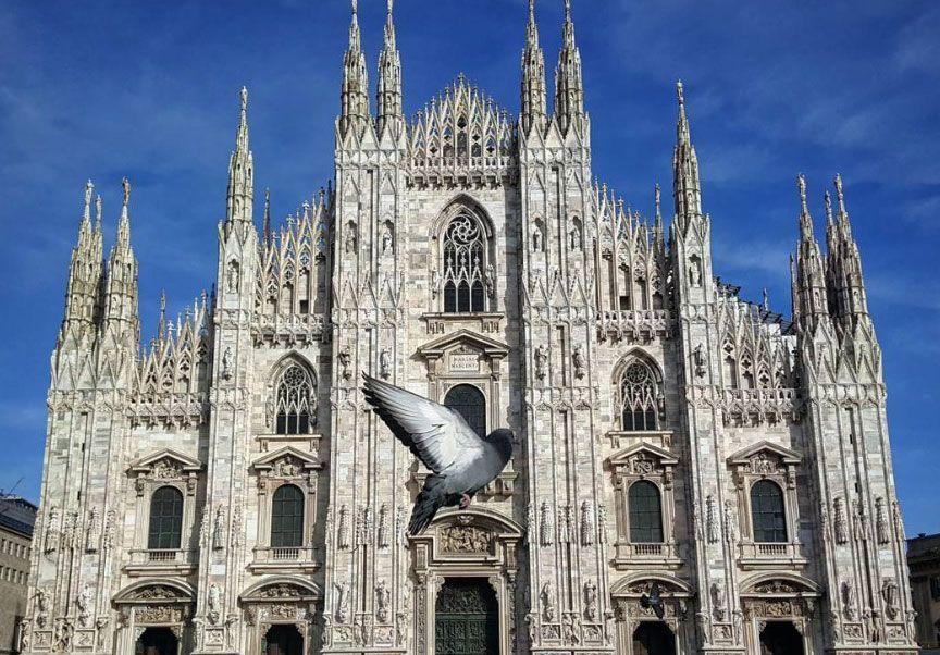 Milan город