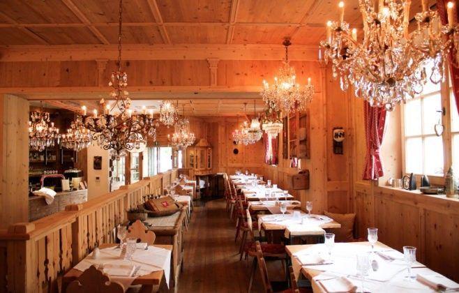 Rifugio ресторан