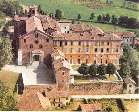 Abbazia Morimondo Italy