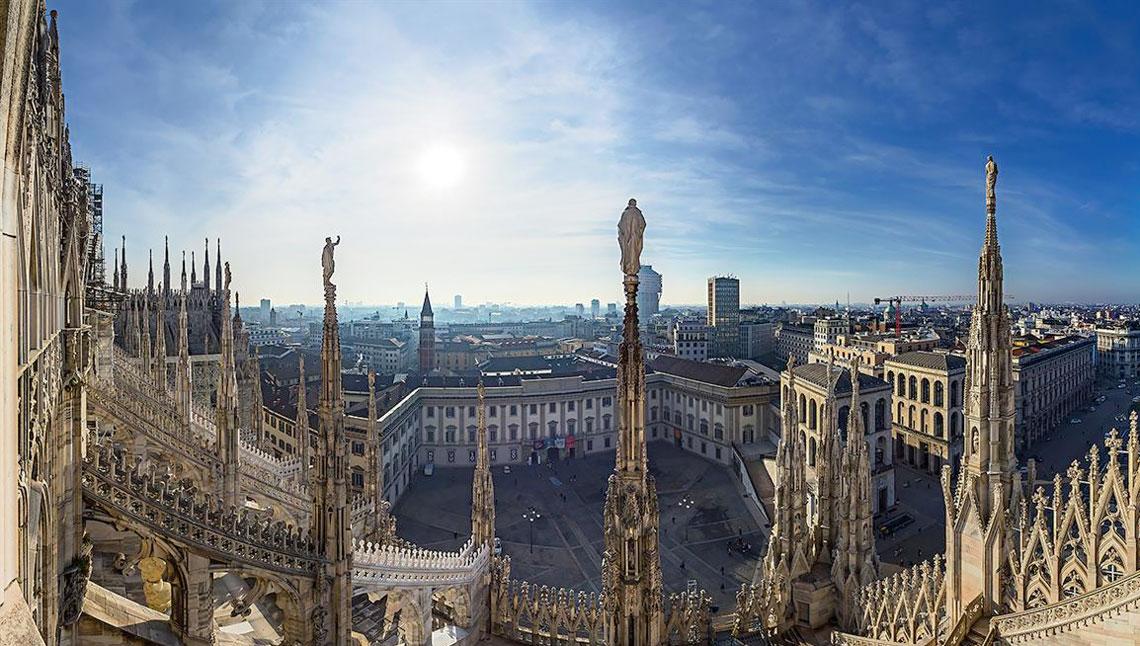 Бесплатные музеи Милан каждое первое Воскресенье Domenica ...