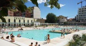 Milan piscina
