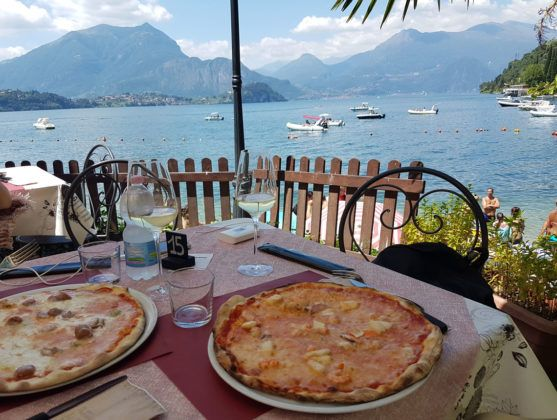 Riva Bianca pizzeria