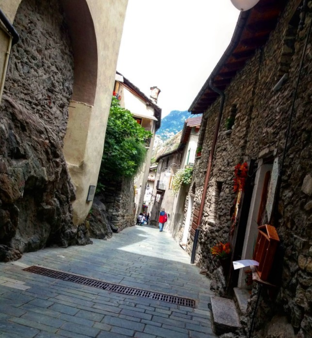 Bard borgo