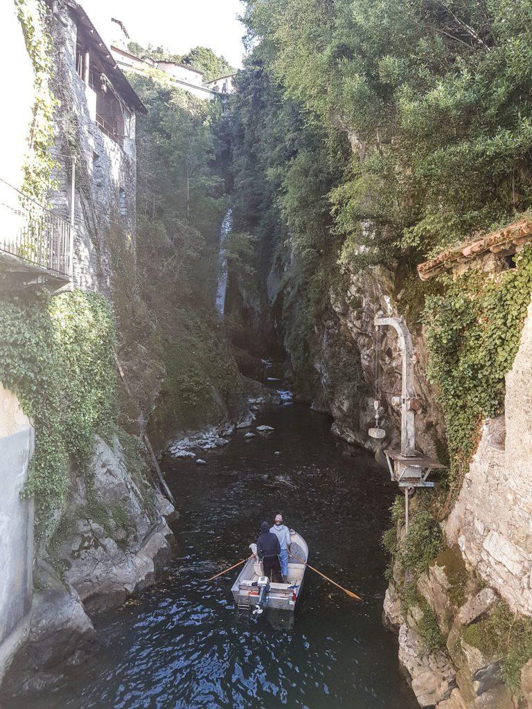Nesso водопад