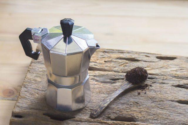 Как мыть кофеварку