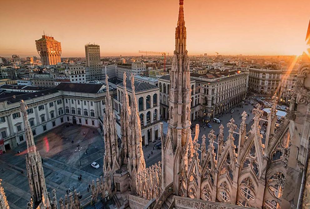 Что посмотреть Милан 20 идей как провести время