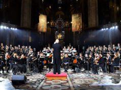 Концерт в Дуомо в Милане