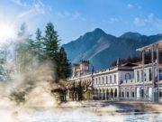 Terme San Pellegrino Italy