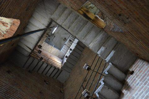 Колокольня в Милане