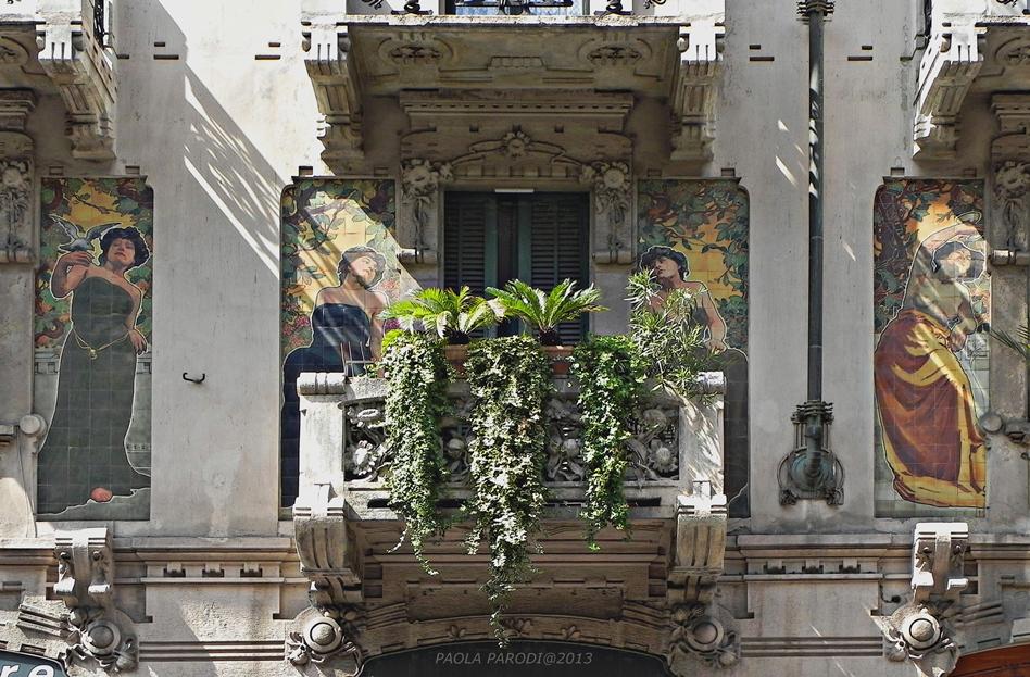 Casa Galimberti MIlan
