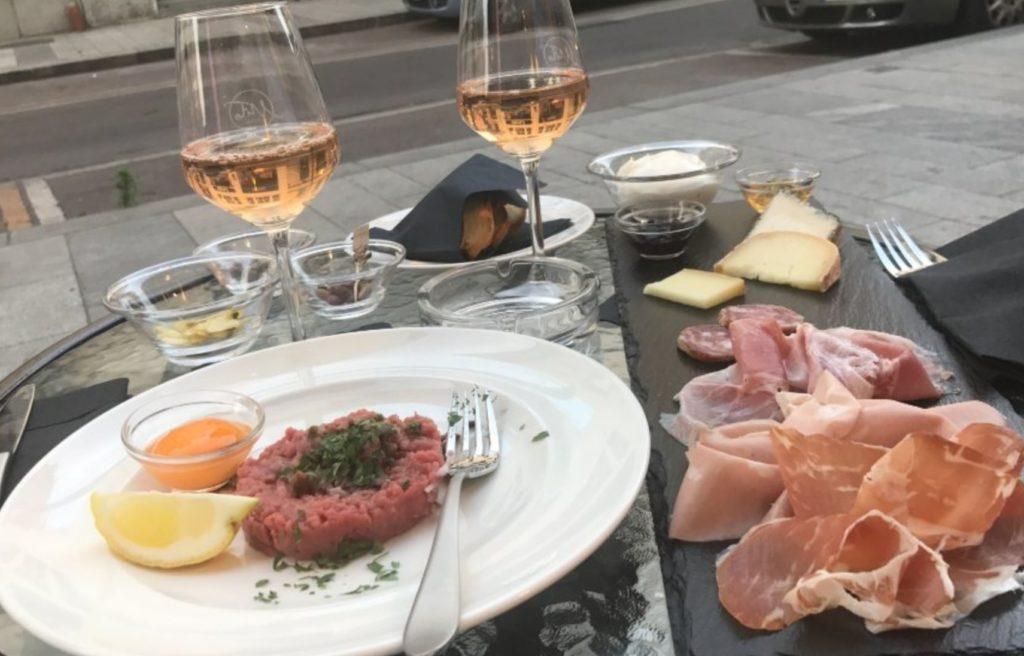 IL MIto вино в Милане